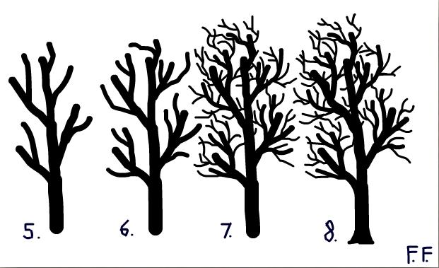 Pixel Art How To Draw Tree